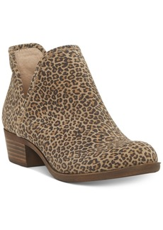 Lucky Brand Baley Booties Women's Shoes