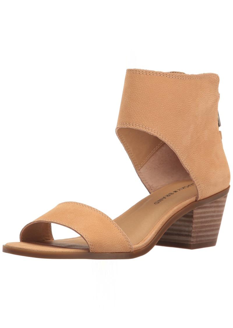 Lucky Brand Women's Barbina Sandal  280  Medium US