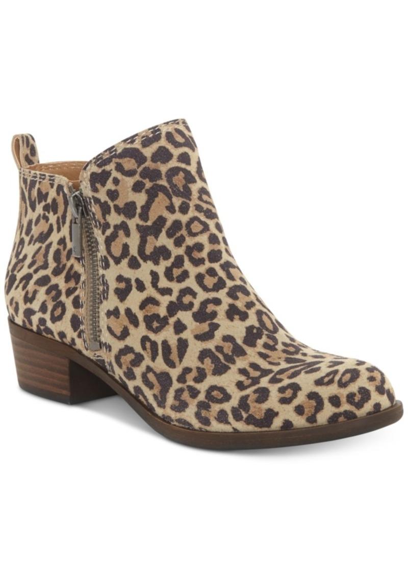 450bd0931100 Lucky Brand Lucky Brand Women s Basel Leopard Print Booties