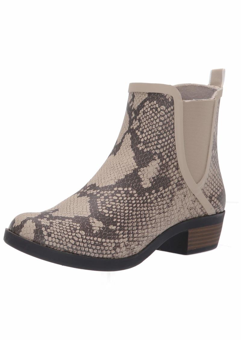 Lucky Brand Women's BASELH2O Rain Boot Chinchilla s  M US