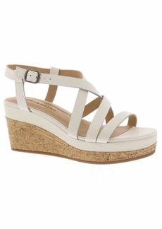 Lucky Brand Women's BATIKAH Wedge Sandal   M US