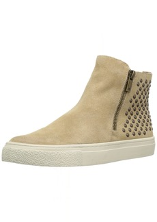Lucky Brand Women's BAYLEAH3 Sneaker  Medium US TRAVERTINE