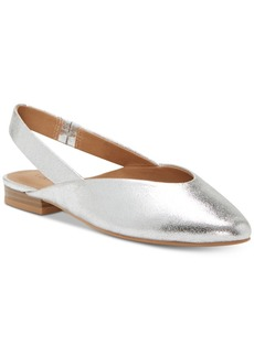 Lucky Brand Women's Benten Slingback Flats Women's Shoes