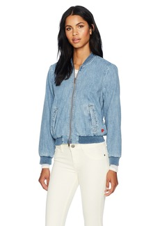 Lucky Brand Women's Bomber Jacket