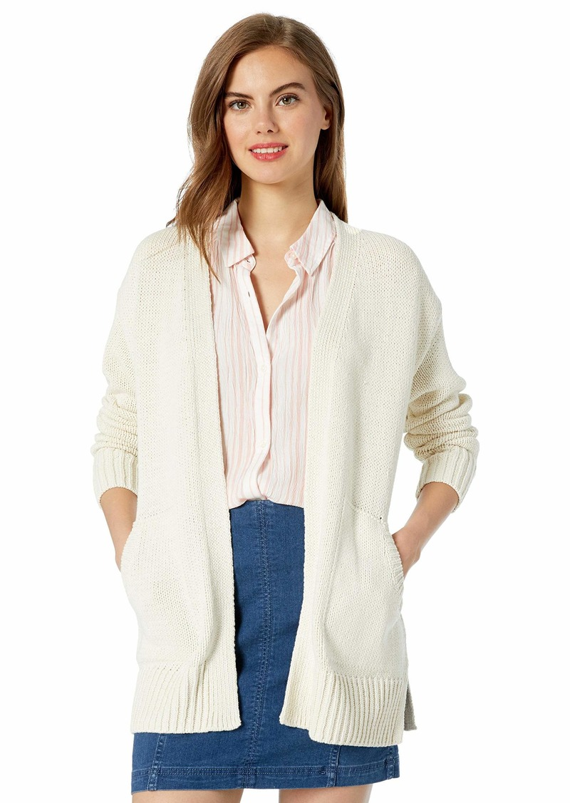 Lucky Brand Women's Boyfriend Cardigan Sweater  S