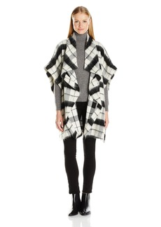 Lucky Brand Women's Brushed Blanket Jacket  M/L