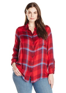 Lucky Brand Women's Button Side Body Shirt