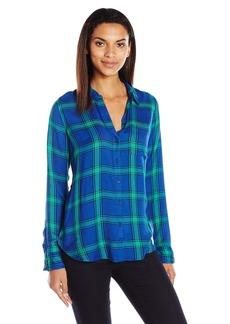 Lucky Brand Women's Button Side Body Shirt