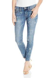 Lucky Brand Women's Low Rise Charlie Capri Jean  31 (US 12)