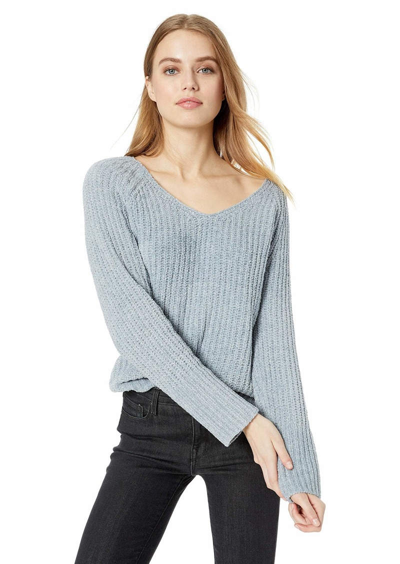 Lucky Brand Women's Chenille Sweater  XS