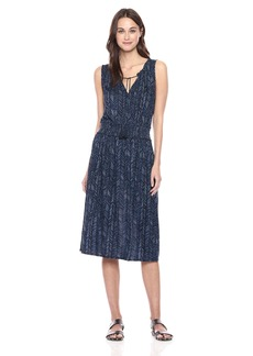 Lucky Brand Women's Chevron Knit Dress