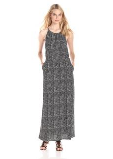 Lucky Brand Women's Chevron Printed Dress