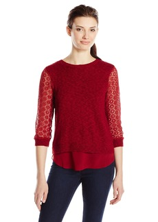 Lucky Brand Women's Cinema Sweater