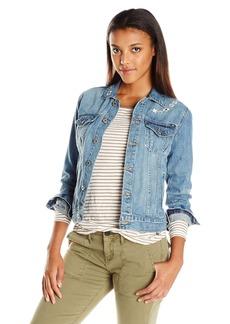 Lucky Brand Women's Classic Denim Jacket