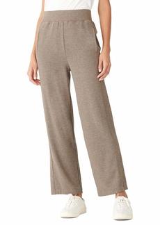Lucky Brand Women's Cloud Fleece Pants  XL