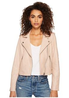 Lucky Brand Women's CORE Moto Jacket  L