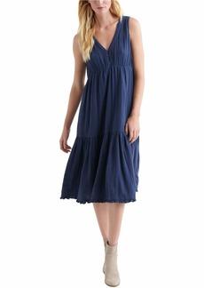 Lucky Brand Women's Cotton Gauze Dress