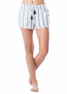Lucky Brand Women's Cover-Up Shorts  M