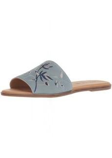 Lucky Brand Women's Davin Slide Sandal   M US