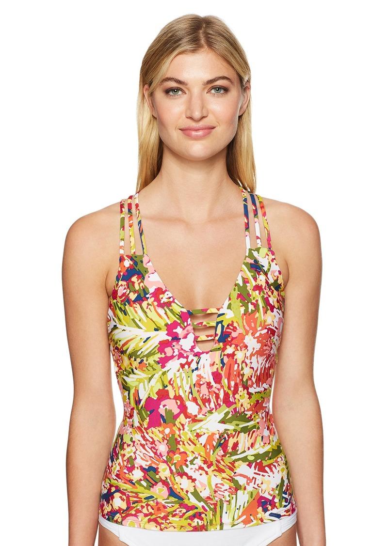e5bfad05d9e7 Junior s Desert Oasis Strappy Tankini Top L. Lucky Brand.  80.00  62.13.  from Amazon Fashion