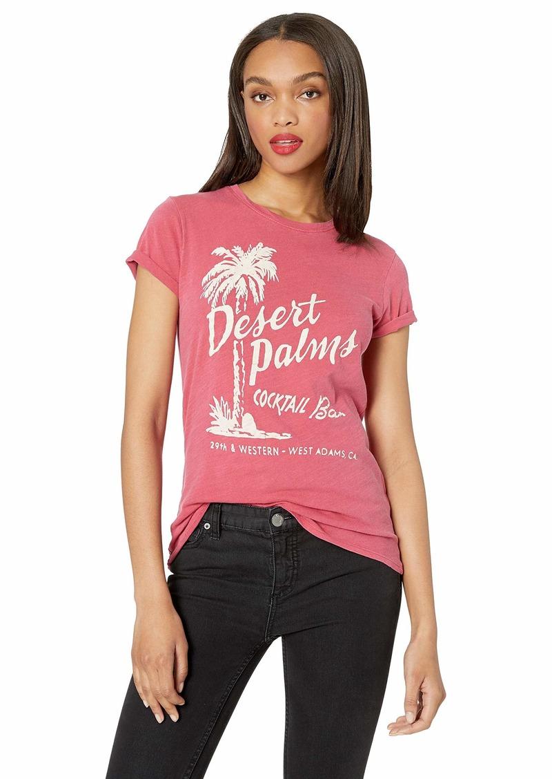 Lucky Brand Women's Desert Palm TEE  M