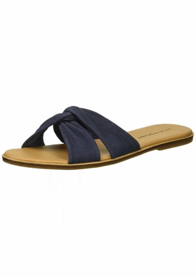 Lucky Brand Women's Dezzee Slide Sandal   M US