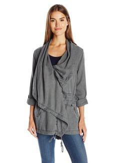 Lucky Brand Women's Drape Soft Jacket