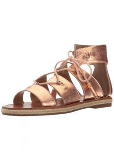 Lucky Brand Women's Dristel Fisherman Sandal   Medium US