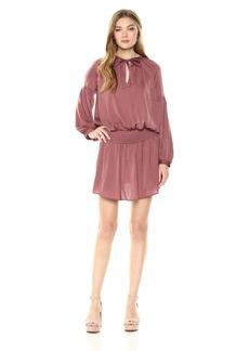 Lucky Brand Women's Drop Waist Dress  M