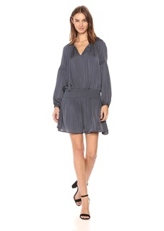 Lucky Brand Women's Drop Waist Dress  S