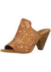 Lucky Brand Women's Emree Heeled Sandal   M US