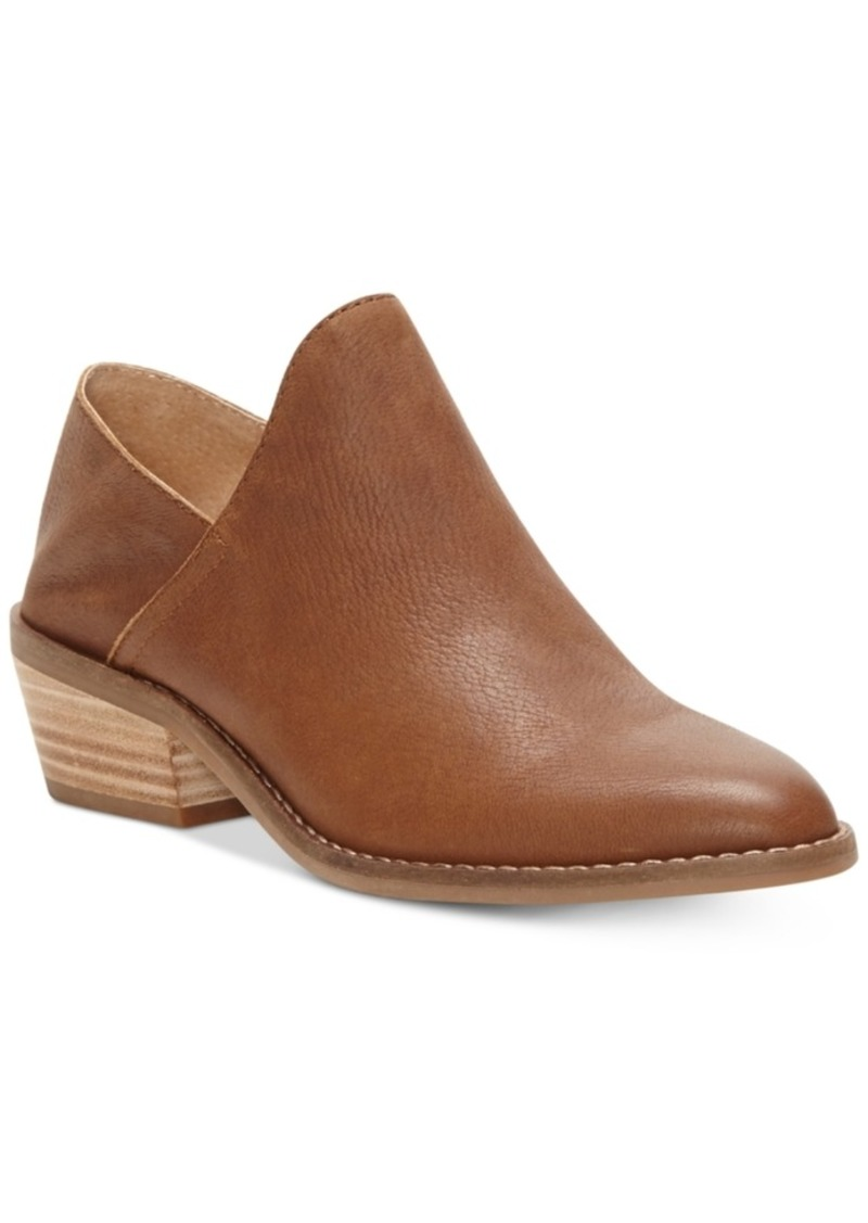 Lucky Brand Women's Fausst Crashback Leather Shootie s Women's Shoes