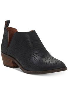 Lucky Brand Women's Fayth Boots Women's Shoes