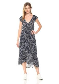 Lucky Brand Women's Felice Floral Dress  M