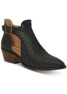 Lucky Brand Women's Fillian Booties Women's Shoes