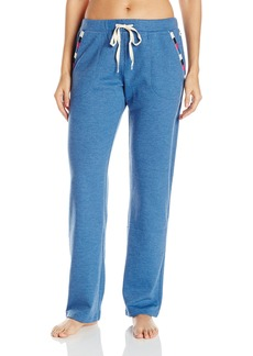 Lucky Brand Women's Fleece Jersey Lounge Pant