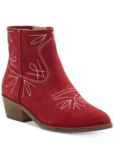 Lucky Brand Women's Floriniah Booties Women's Shoes