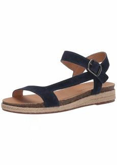 Lucky Brand Women's GABRIEN Flat Sandal   M US