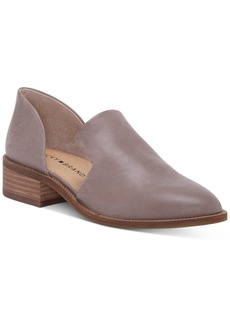 Lucky Brand Women's Gennifa Smoking Flats Women's Shoes