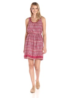 Lucky Brand Women's Geo Print Dress