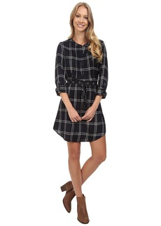 Lucky Brand Women's Girlfriend Plaid Dress
