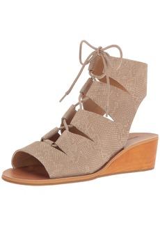 Lucky Brand Women's Gizi Sandal  7 Medium US