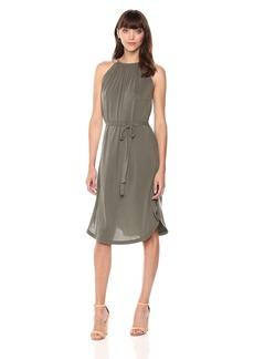 Lucky Brand Women's Halter Neck Dress in  L