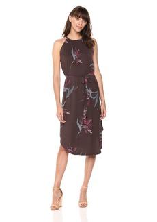 Lucky Brand Women's Halter Neck Dress  L