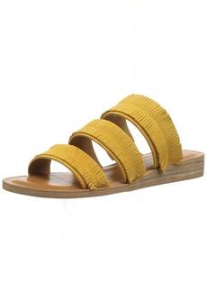 Lucky Brand Women's Hegen Flat Sandal
