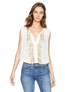 Lucky Brand Women's Helena TOP  M