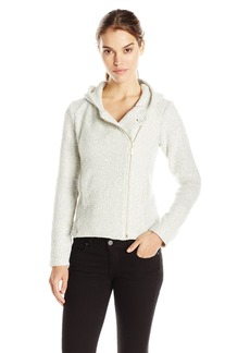 Lucky Brand Women's Hooded Active Jacket  X-Small