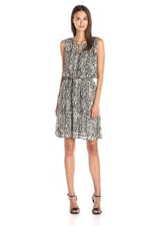 Lucky Brand Women's Ikat Print Dress