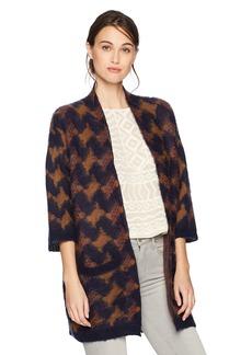 Lucky Brand Women's Iona Cardigan Sweater  M