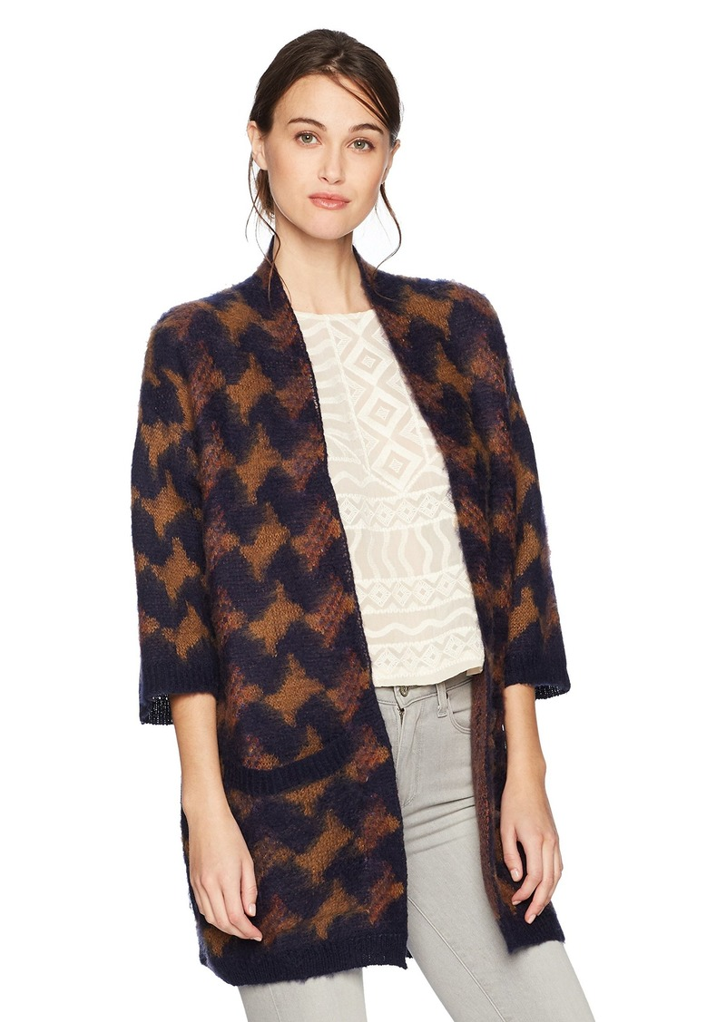 c049cc758718e On Sale today! Lucky Brand Lucky Brand Women s Iona Cardigan Sweater S